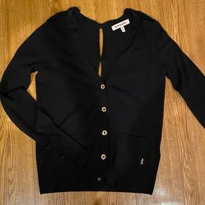 JUICY COUTURE Bow Cardigan